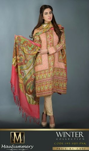 Mausummery Winter Collection 2014