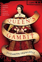 Queens Gambit, Elizabeth Fremantle cover