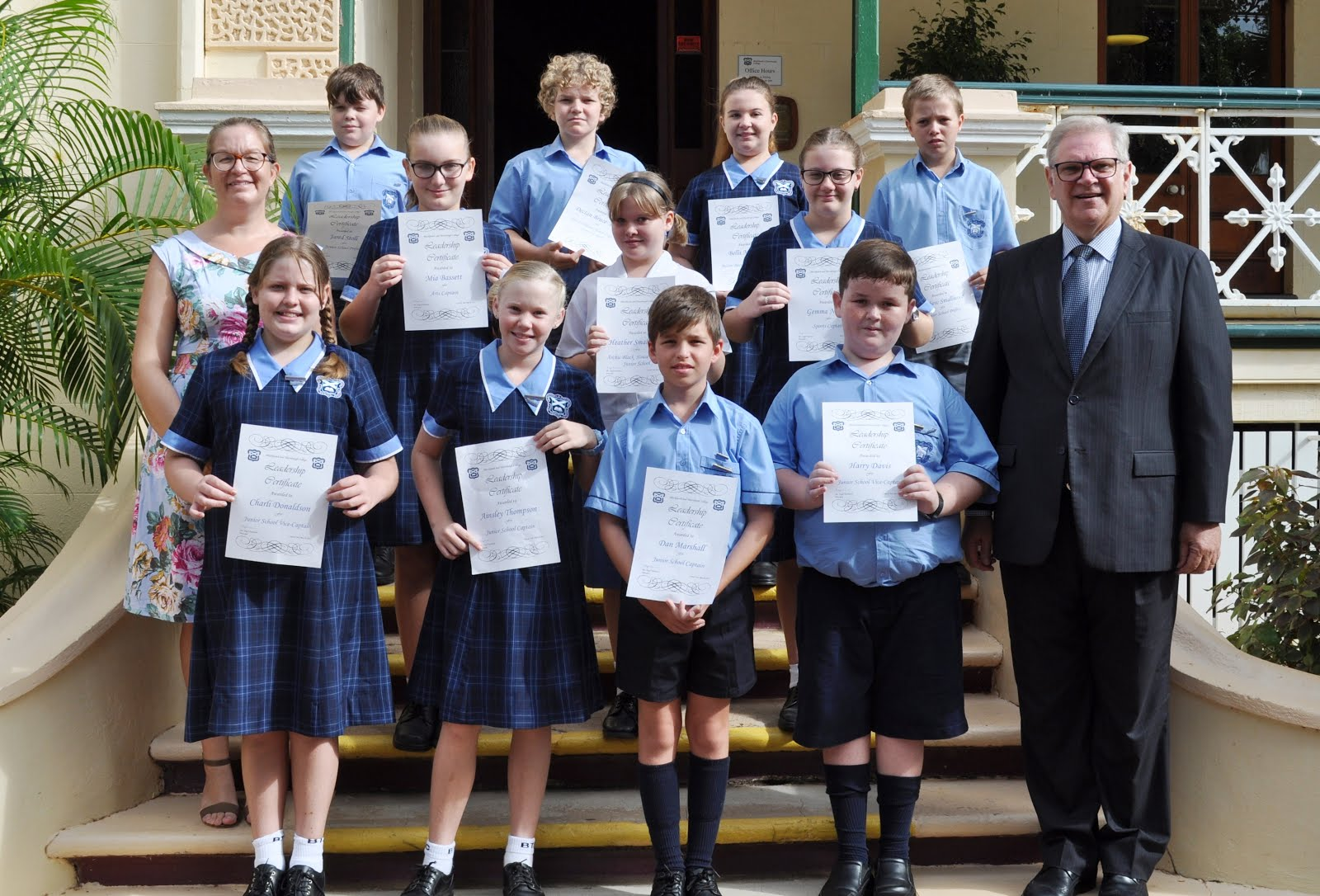Junior School Leadership Team