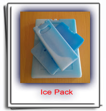 Order Ice Pack - Cook Pack - Blue Ice - Plat Es