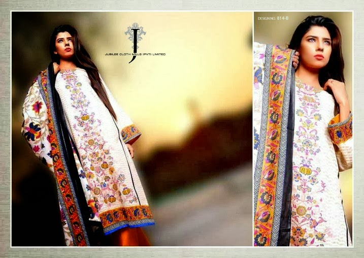 Jubilee Lawn Suits Collection