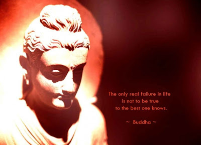 Buddha Quotes on Real Failure