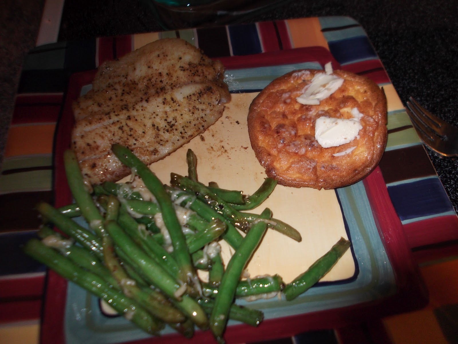 On life love and low carb living food diary sunday for Atkins cuisine bread
