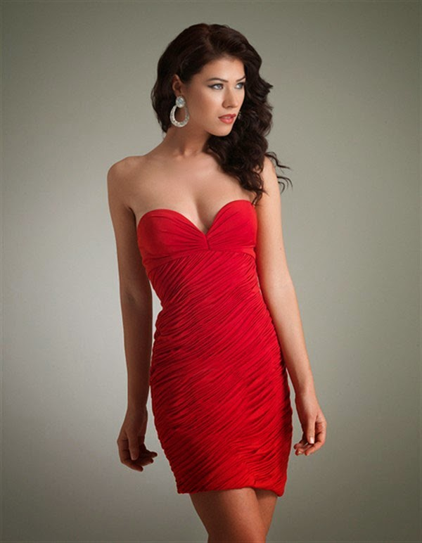 She Fashion Trends: Prom Dress Collection 2013-14 By Red Cocktail