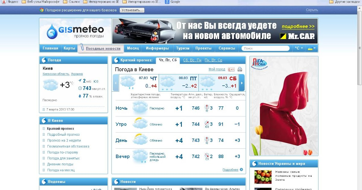Погода в гайском районе оренбургской области