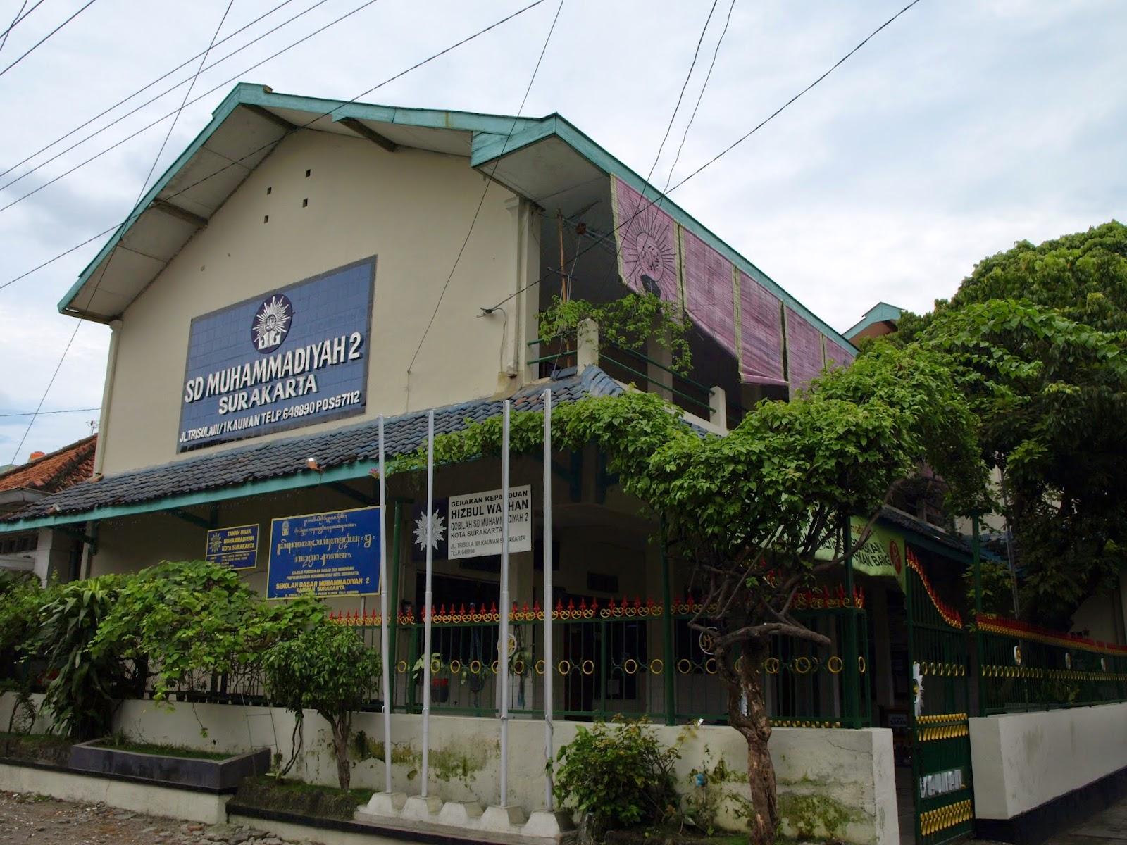 SD Muhammadiyah 2 Kauman Surakarta