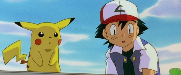 POKÉMON - O FILME (Pokémon: The First Movie)