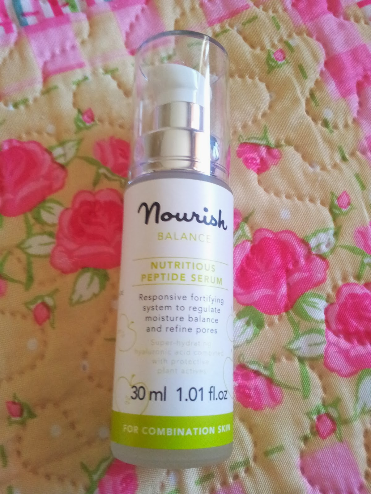 how to use peptide serum