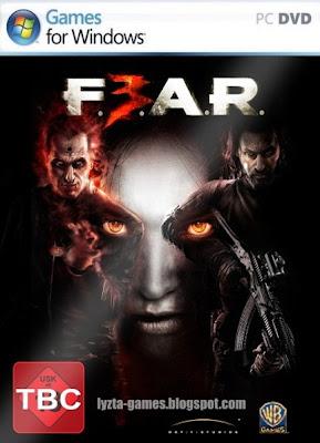 F.E.A.R. 3 PC Cover