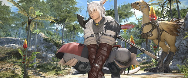 Final Fantasy XIV Unlocking Other Classes and Jobs