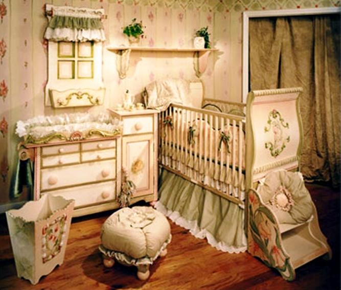 Victorian Baby Nursery
