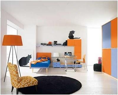Decoraciones y hogar dormitorios modernos y juveniles - Decoracion dormitorios juveniles modernos ...