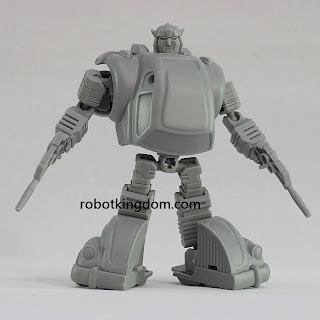 "iGear MW-13 ""Stinger"" [Bumblebee] Transformers 3rd Party Figure (prototype)"