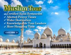 Riang Ria Muslim Tour