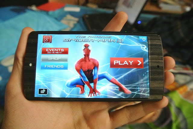 The Amazing Spider Man 2 v1.2.0m APK+DATA Unlimited Money