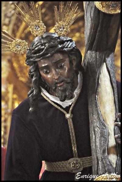 Quinario al Señor de las Tres Caídas de Triana 2014
