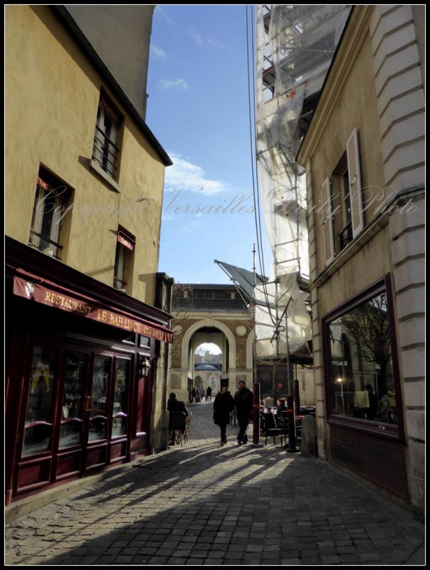 La Geôle Halles Notre Dame Versailles