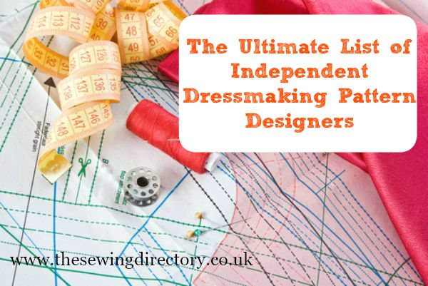 verykerryberry: New Independent Dressmaking Pattern Listing resource ...