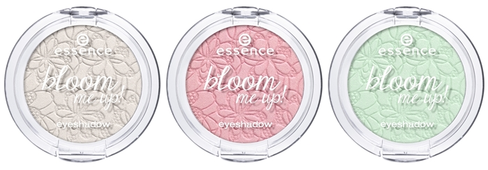 Essence ''Bloom Me Up'' Trend Edition - Mono Eyeshadow