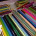 Pensil warna ~ banyaknya......