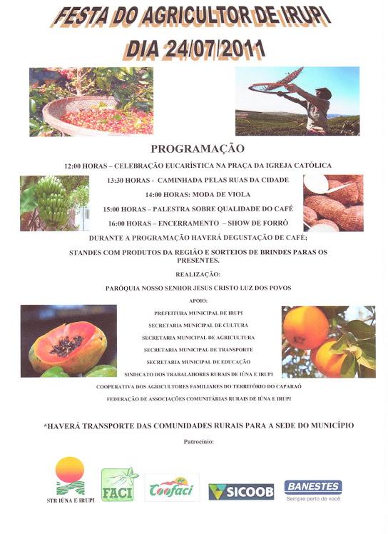 FESTA DO AGRICULTOR