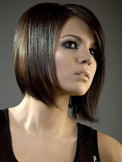 Stylish Bob Hairstyles 2012 2013 for Women 1 Stylish Hairstyles for Round Faces 2013