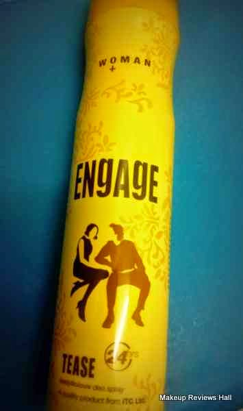 Engage Woman Bodylicious Deodorant