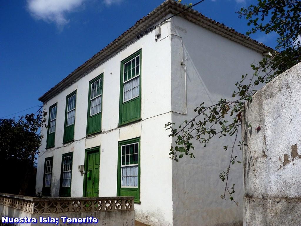 Recuerdos del pasado antiguas casas de la caridad la laguna - Casas en la laguna ...