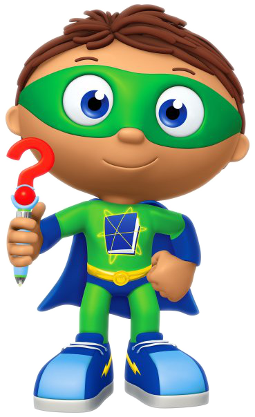 super why charactersSuper Why