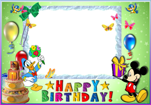 birthday%2Bframe%2B-%2Bmickey%2Bmouse%2Band%2Bduck.pn