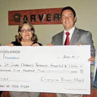 Garver, Enterprise Partner to Support Children's Hospital