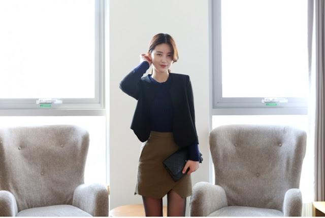 Áo vest lửng nữ hàn quốc đẹp 2015 - Sự lựa chọn tinh tế cho các nàng công sở