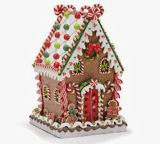 Cute Gingerbread Christmas Decorating Ideas Themed