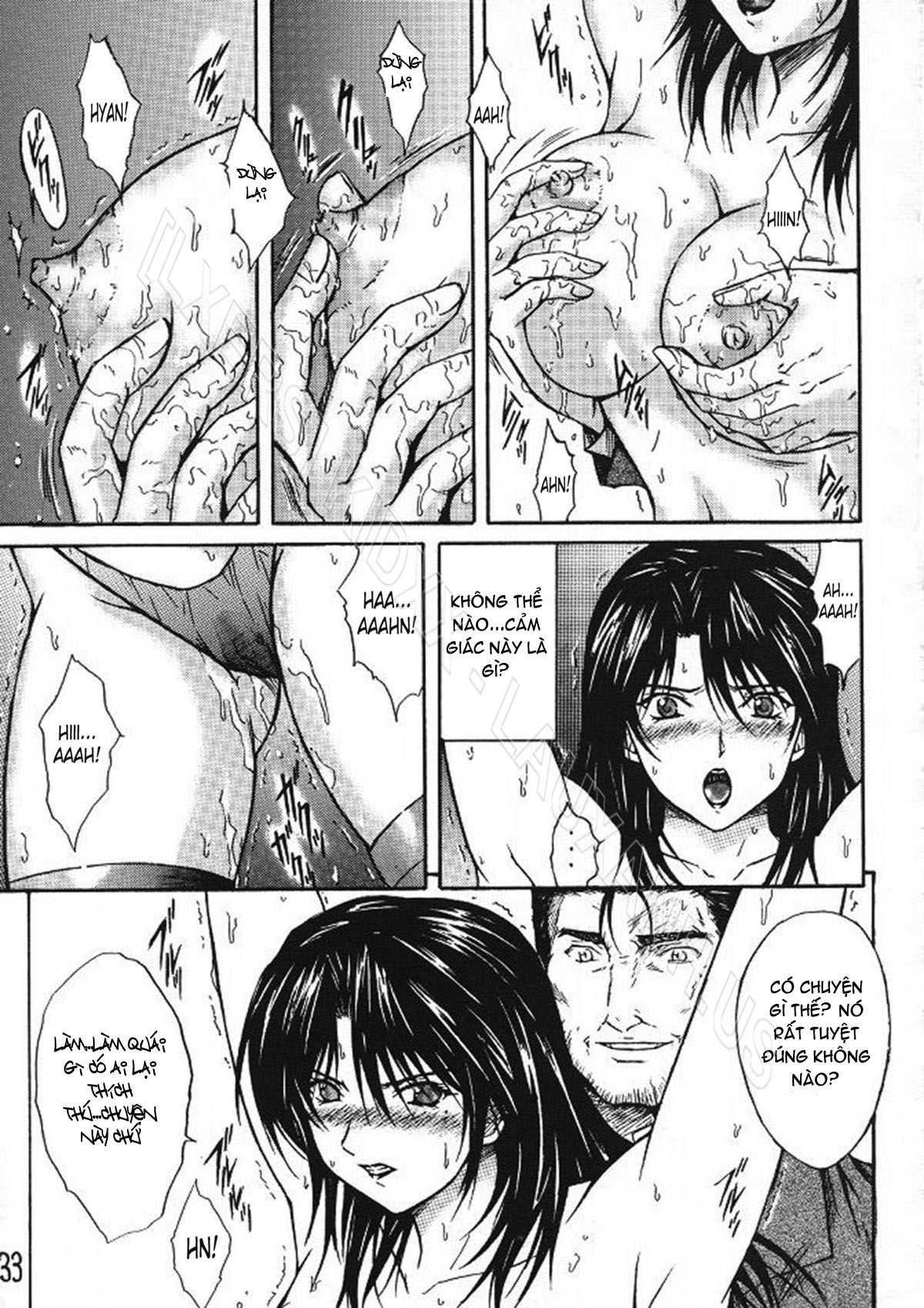 TruyenHay.Com - Ảnh 32 - Ryoujoku Rensa Chapter 2