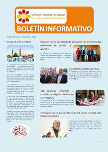Boletín de la CIE septiembre 2018
