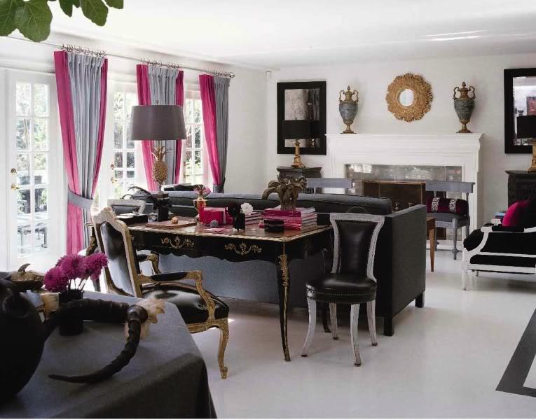Color outside the lines million dollar decorators season recap for Mary mcdonald interior design book