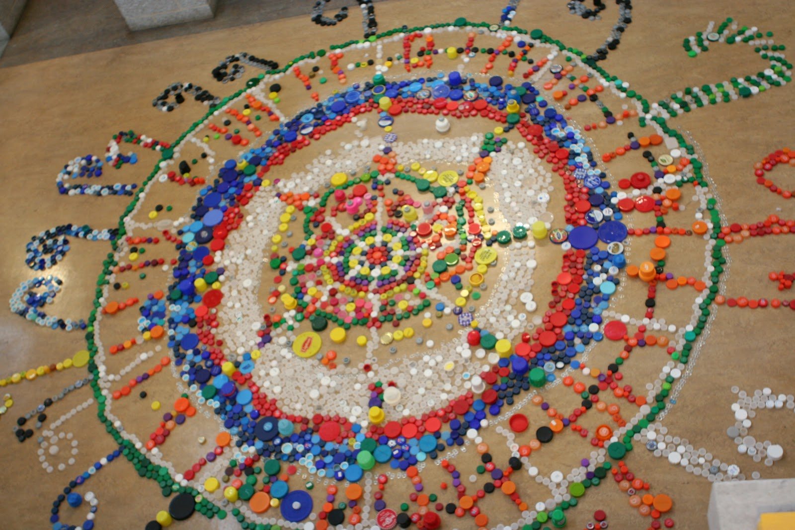 Art project girl 26 steps to creating a bottle cap for Bottle cap projects