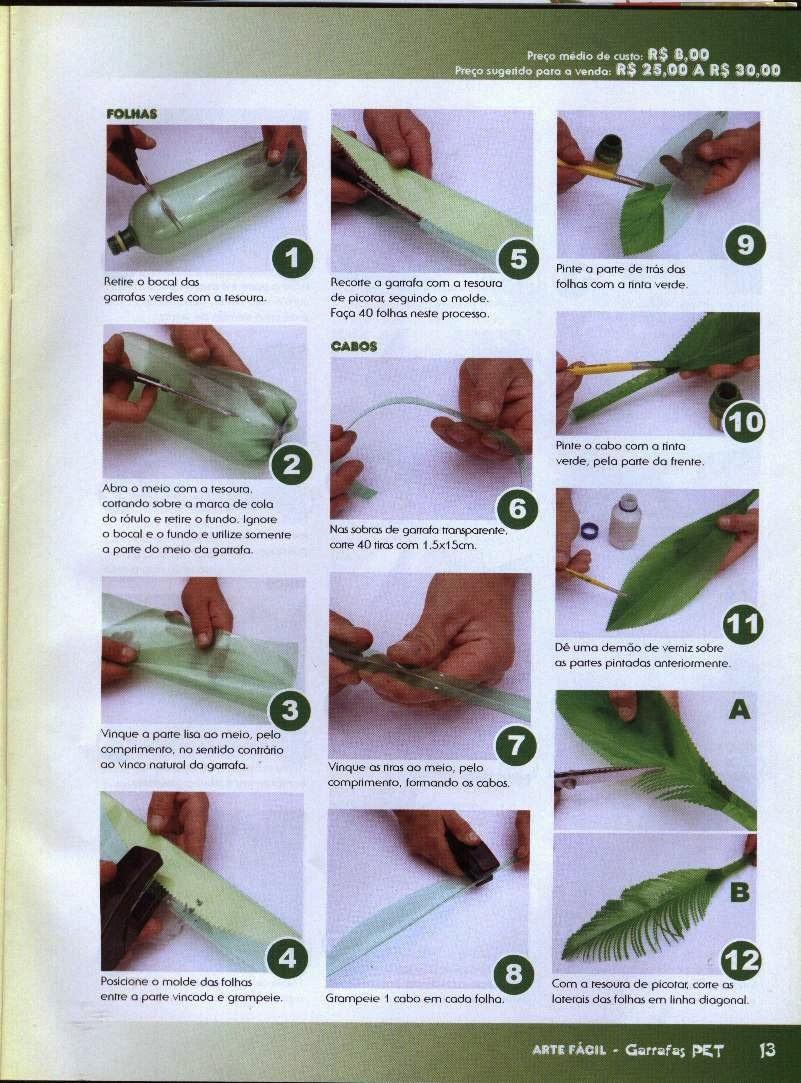 Поделки из бутылок пошаговые инструкции