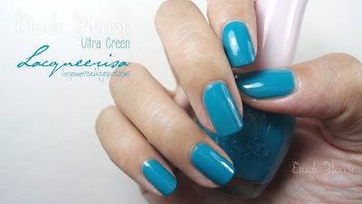 Lacqueerisa: Etude House Ultra Green