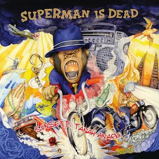 ayo bermain gitar dengan lirik dan chord dari Superman Is Dead atau SID yakni Kita Luka Hari Ini Mereka Luka Selamanya