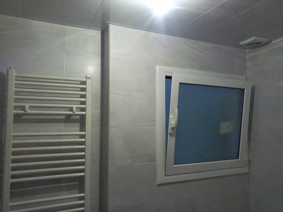 Practicor todo en aluminio ventilacion - Ventilacion forzada banos ...