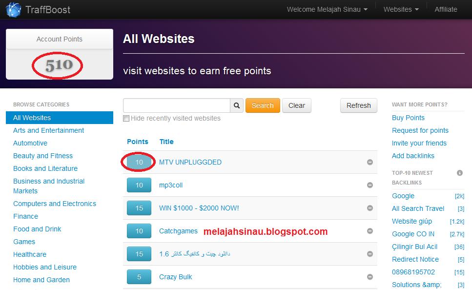 Cara Buat Website Agar Meningkat Traffic Pengunjungnya