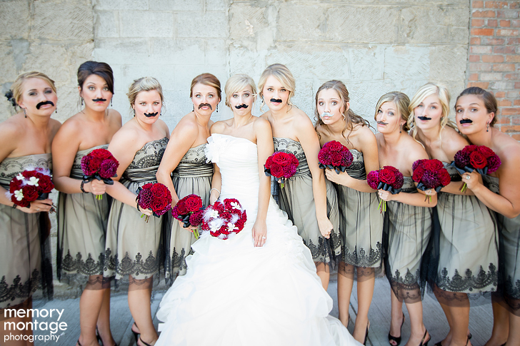 Downtown Yakima wedding photography