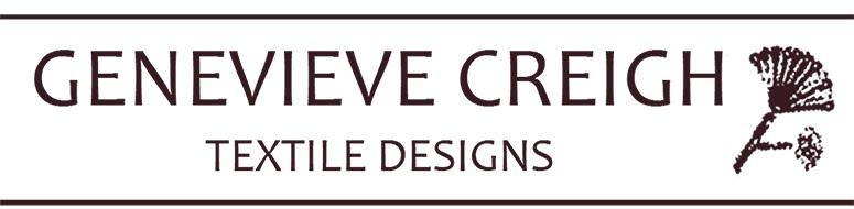 GENEVIEVE CREIGH TEXTILE DESIGN