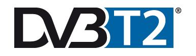 Gambar logo DVB-T2