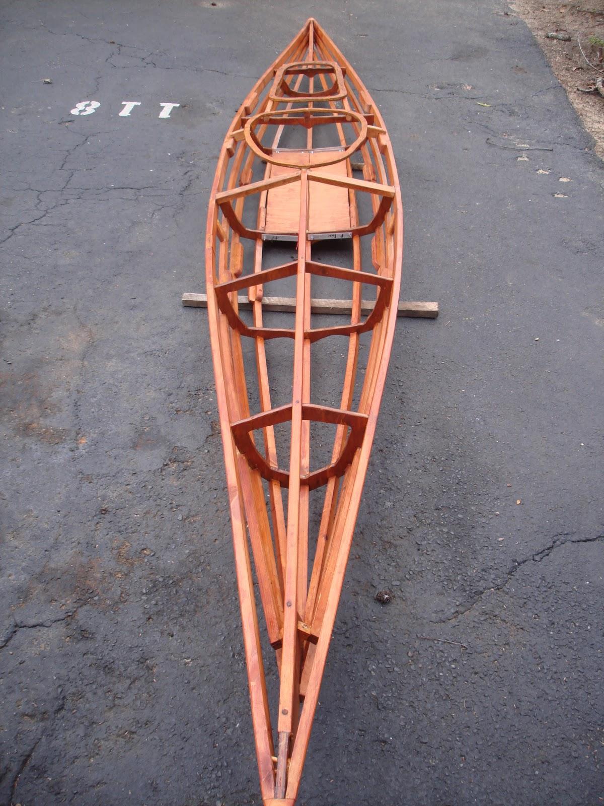 Beer, Banjos, Boats, and Biology: Skin-on-Frame Kayaks