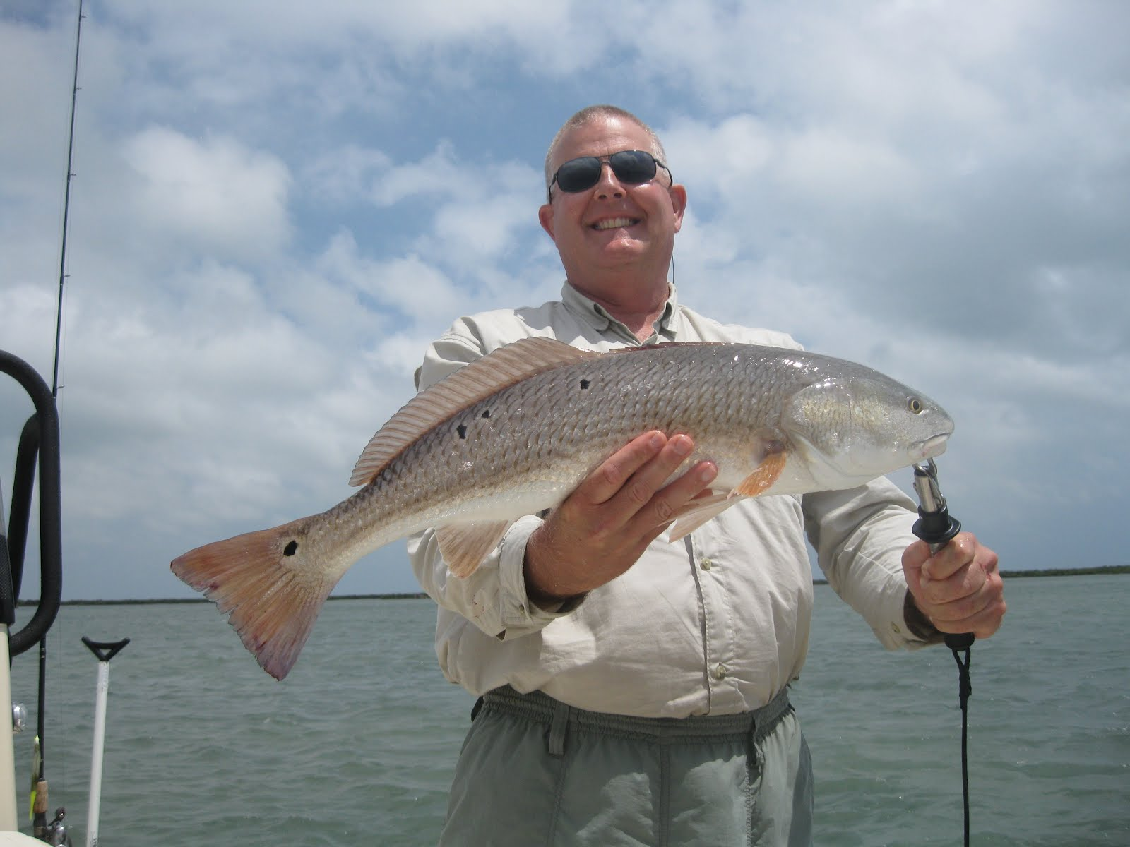 Ron 39 s rockport fishing reports more wind for Rockport texas fishing report