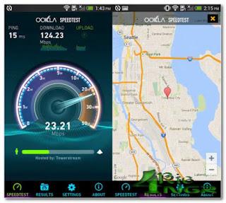 Speedtest.net Premium v3.2.13 Final Apk Full (All Versions )