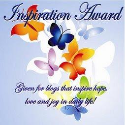 βραβείο απο την φιλη Ειρήνη χειροποιήματα