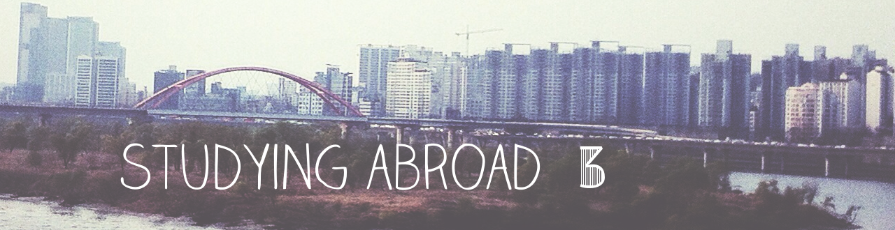 Studying abroad in south korea how to find accommodation